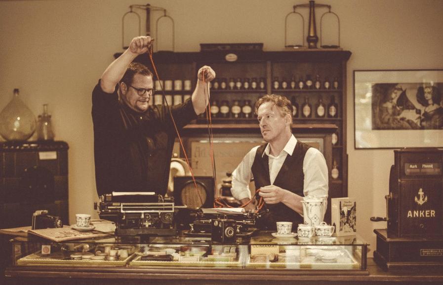 Janssen & Grimm – PING!
